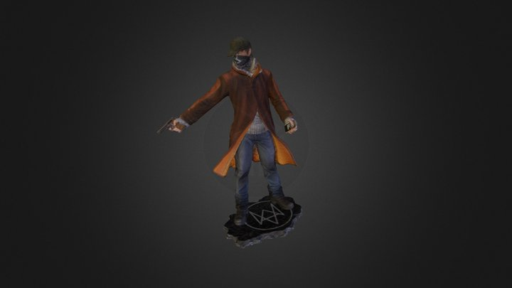 Watch Dogs 3D Model