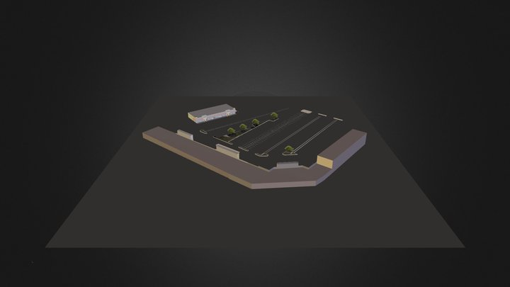 test 3 3D Model