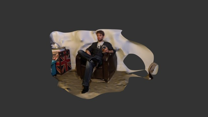 Marc 3D Model