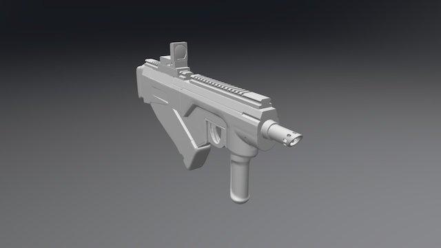 AR 3D Model