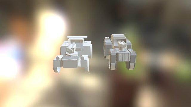 Agni Optimised Compared Version01 3D Model