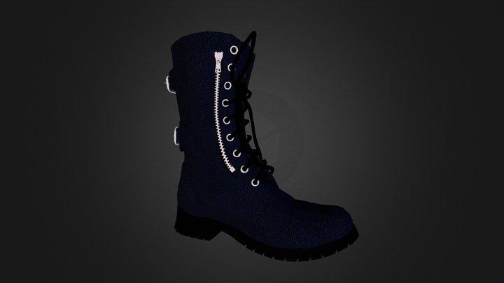 Shoes (2) 3D Model