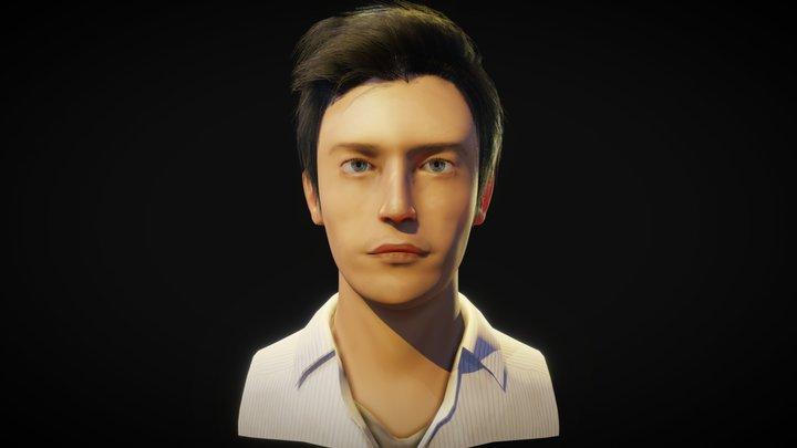 Ethan Winters - Resident Evil 7 3D Model