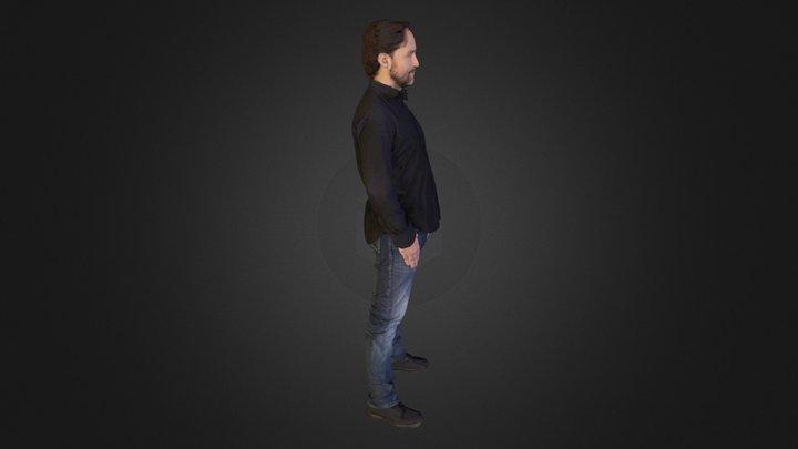 Rufus Deuchler 3D Model