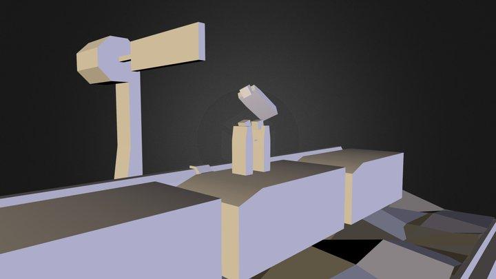 Diarama.obj 3D Model