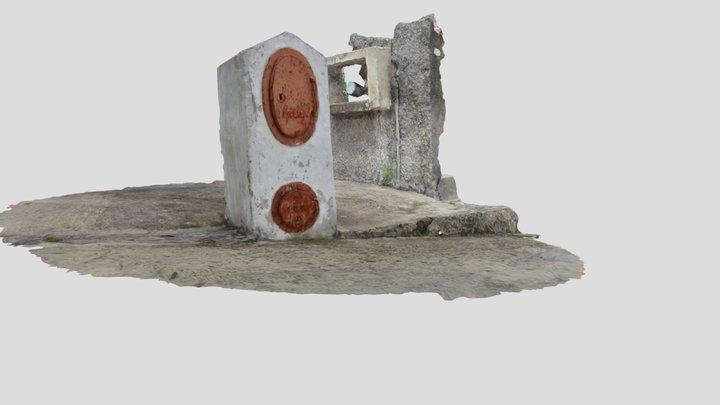 Hydrant Murik 3D Model