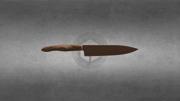 Cutco Knife 3D Model