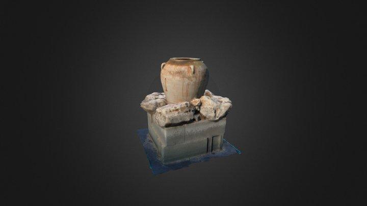 Jarrón 3D Model