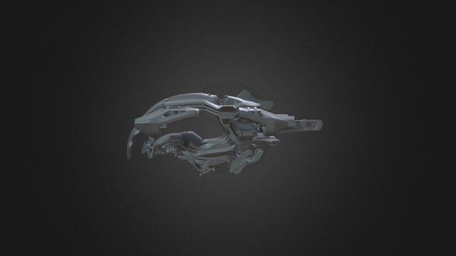 BMK II 3D Model