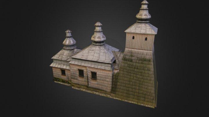Dubne_1_1 3D Model