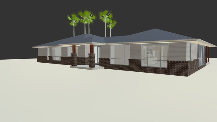 PROPOSED WINDERMERE PROJECT 3D Model