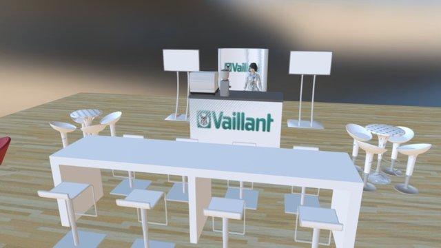 Vaillant Roadshow V2 3D Model