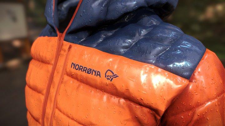 NORRØNA Jacket 3D Model