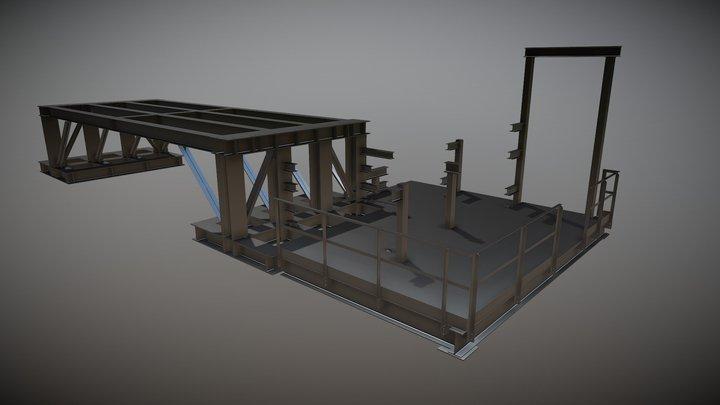 Skid2 3D Model