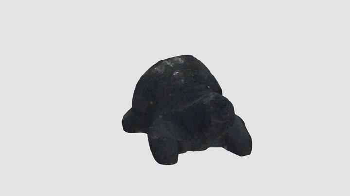 玄武岩basalt 3D Model