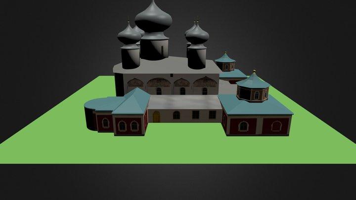 Tihvin4 3D Model