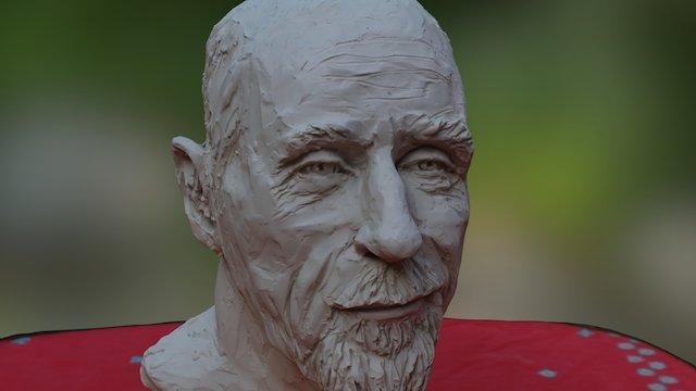Olgas Model #1 3D Model