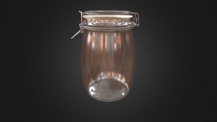 Cookie jar 3D Model