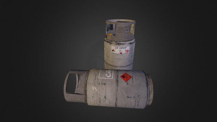Propane_Tanks 3D Model
