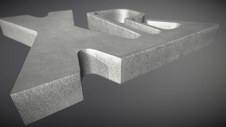 XPR300 - Przykład cięcia aluminium (Pl)