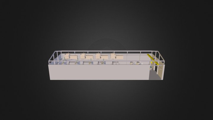 Wet Processing Project 3D Model