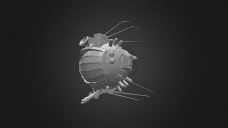 Enclave Eyebot 3D Model