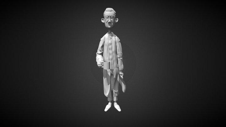 Bob3 019 Decimate 3D Model