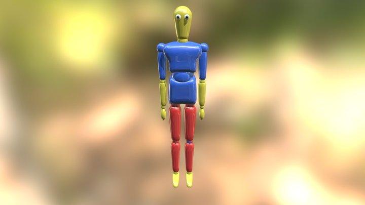 Scotty 3D Model