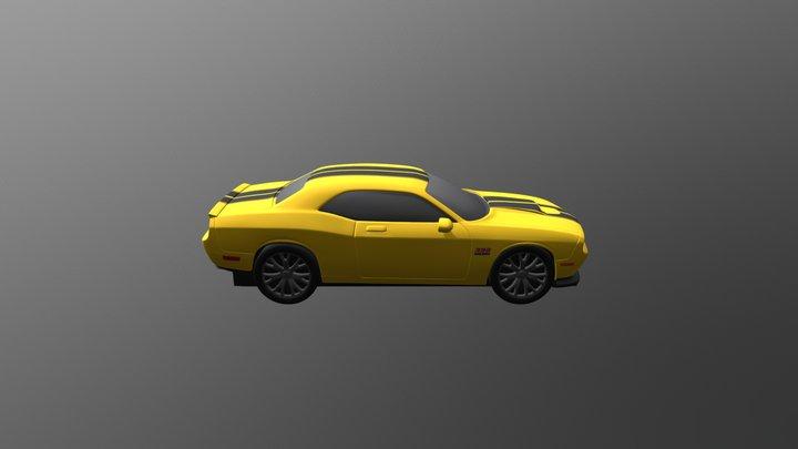 Challenger PREVIEW FINAL 3D Model