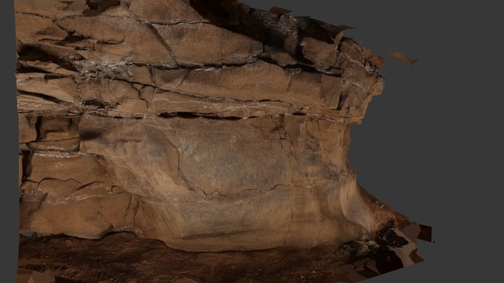 Unnamed Cave 61 3D Model