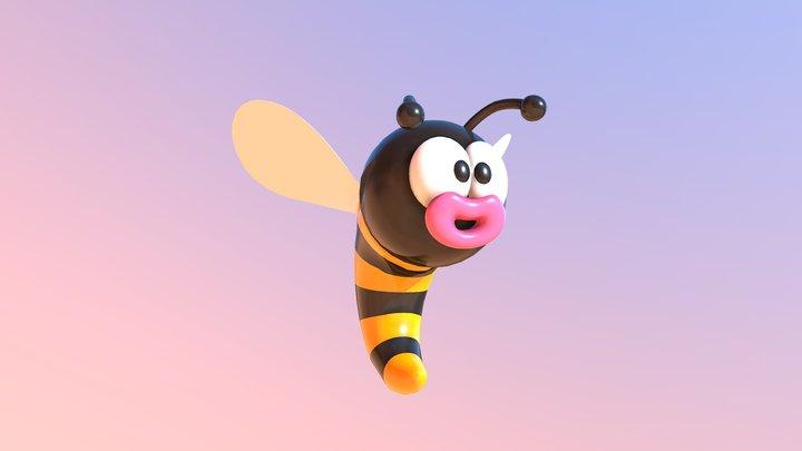 Bee Wee 3D Model