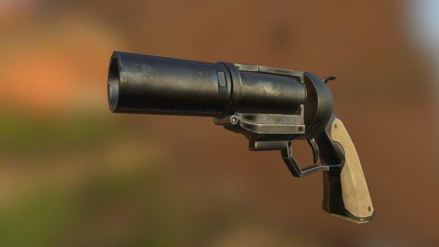 007 Armaeslanzavengala Errno H&V 3D Model