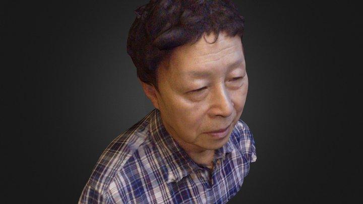 Dad 3D Model