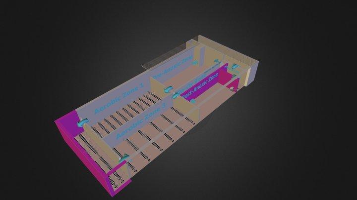 Bardenpho Basin 3D Model