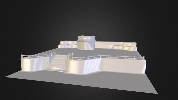testmap0.3ds 3D Model