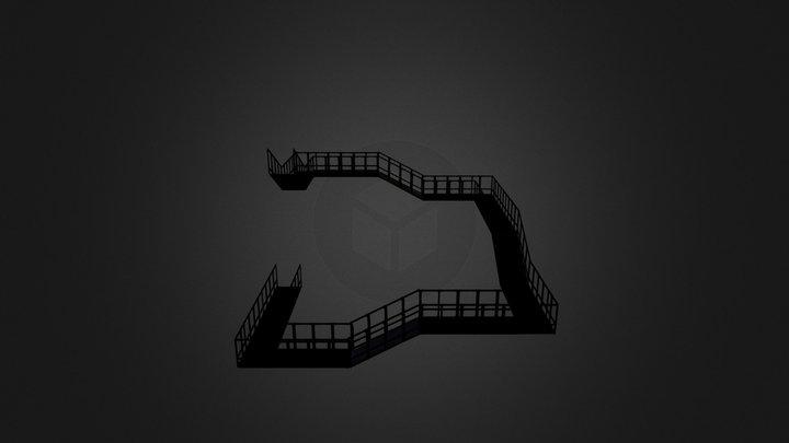 Hallway2 3D Model