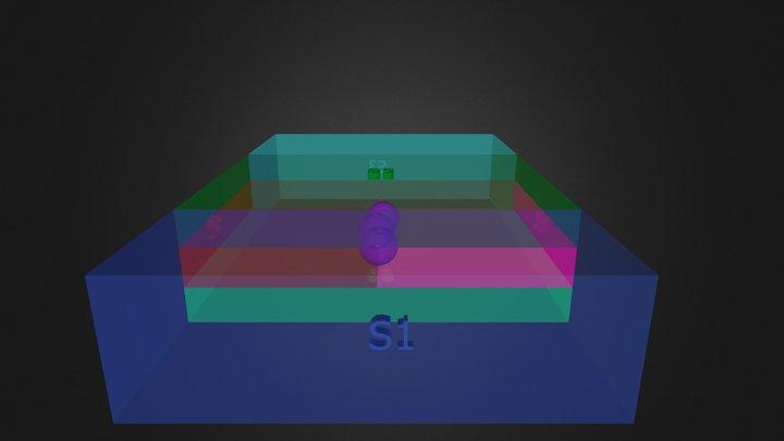 SC Sectors Model v2.2 3D Model
