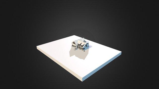 CompleteGarage 3D Model