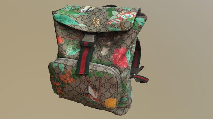 Remake_my bag 3D Model