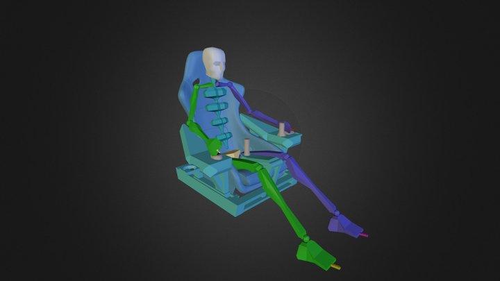 chair3.zip 3D Model