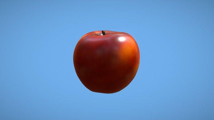 JuicyApple 3D Model
