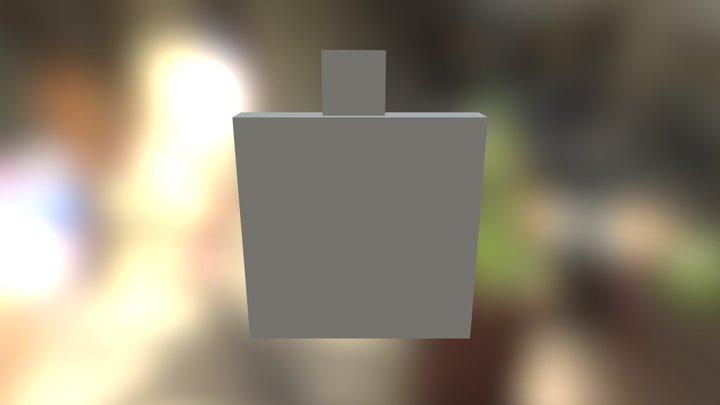 Box B 3D Model