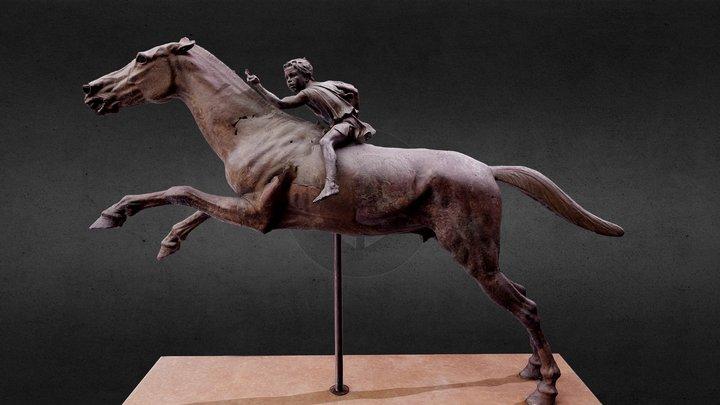 The Jockey of Artemision 3D Model