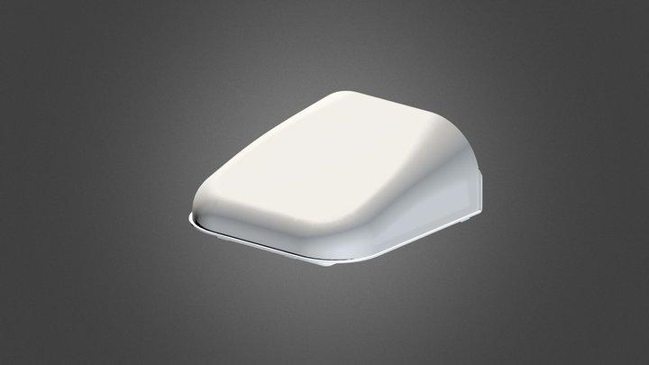 1007-COAP4800 with Cisco AP 4800 3D Model