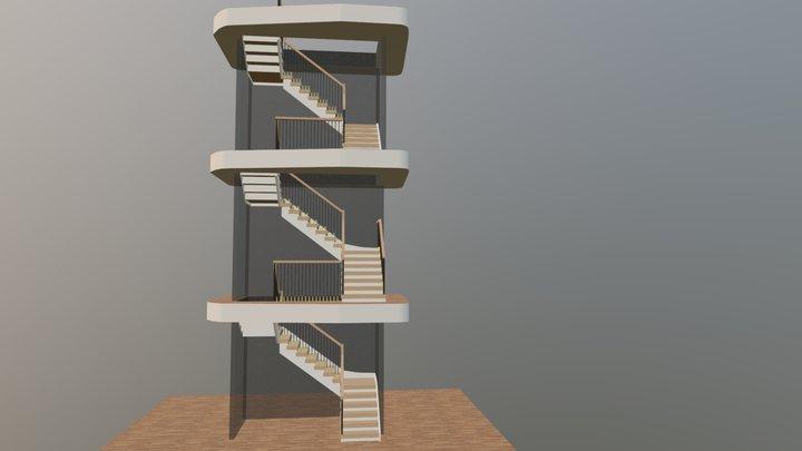 232 Keap Street 3D Model