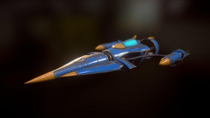 Lancelot 3D Model