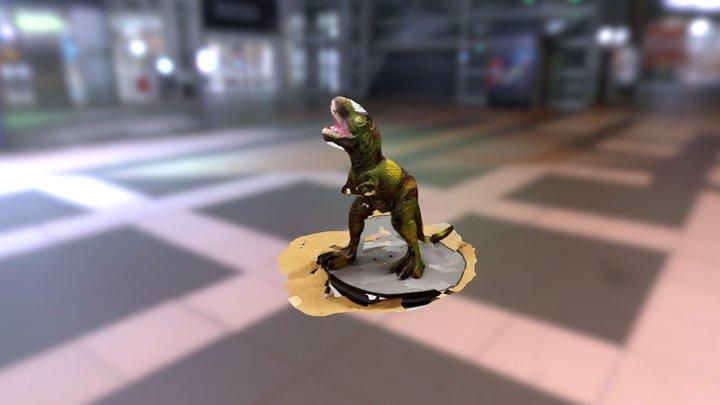 SCANN3D dino_20150625_180315 3D Model