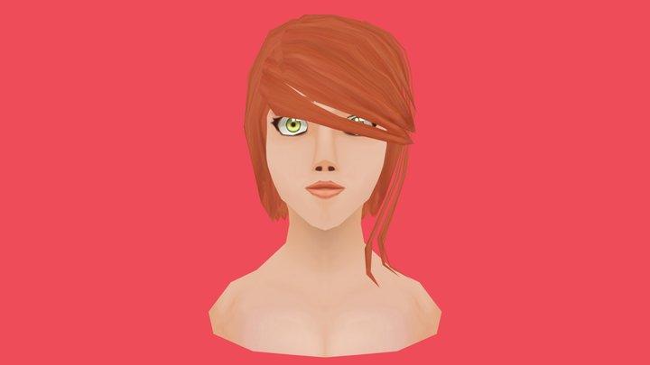 Amy (remake) 3D Model