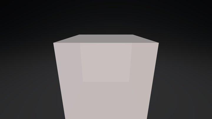 T1 3D Model