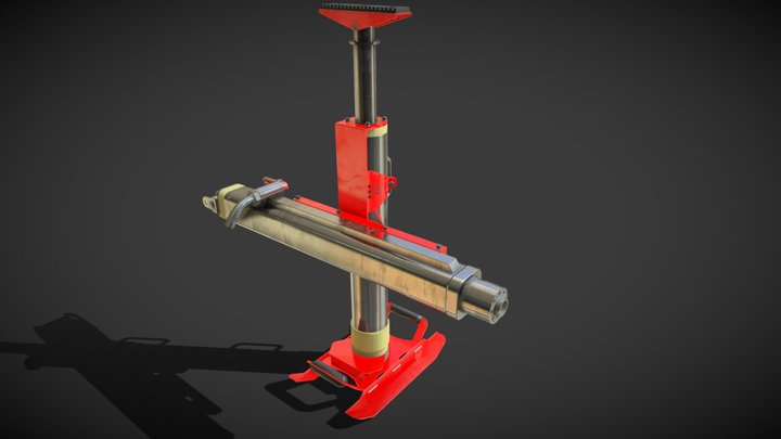 Vibes 300 3D Model